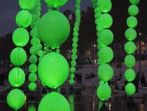 Les Algues lumineuses/The Luminous Seaweed